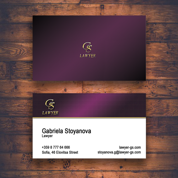 Lawyer gs business card v2 gid consulting business card lawyer gs2 reheart Images